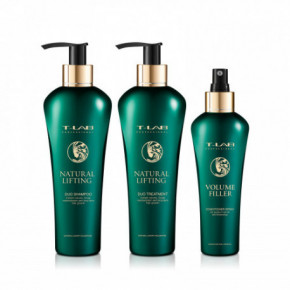 T-LAB Professional Natural Lifting Haircare Set