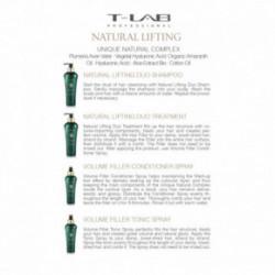 T-LAB Professional Natural Lifting Haircare Set