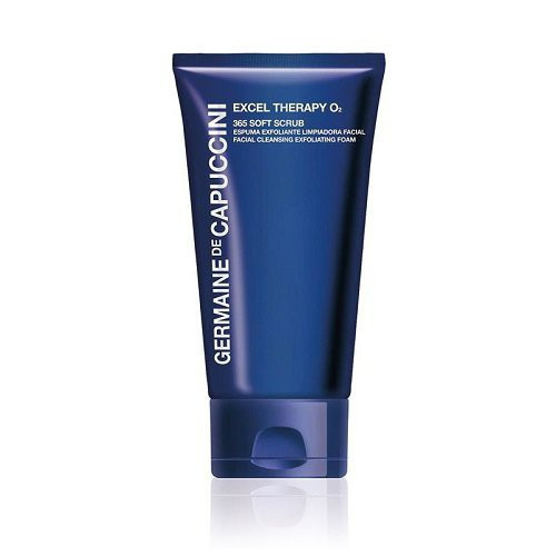 Germaine de Capuccini Excel Therapy O2 365 Soft Face Scrub 150ml