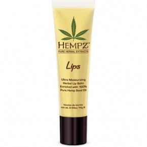 Hempz Ultra Moisturizing Herbal Lip Balm 14g