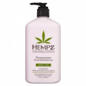 Hempz Pomegranate Herbal Body Moisturizer 500ml