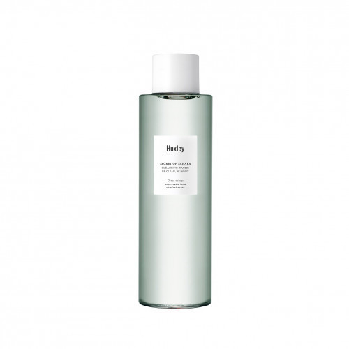 Huxley Be Clean, Be Moist Cleansing Water 200ml