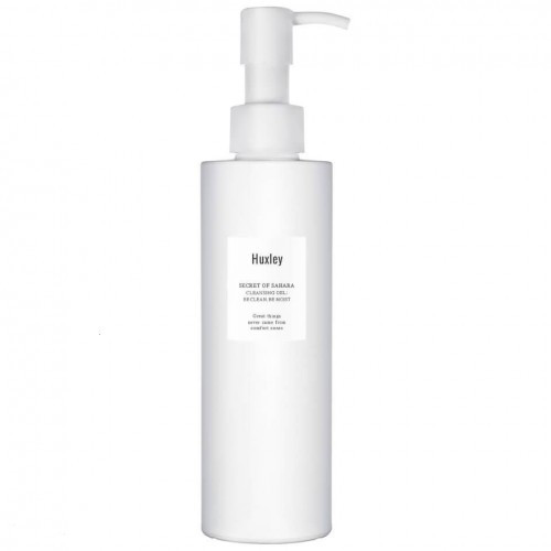 Huxley Be Clean, Be Moist Cleansing Gel 200ml