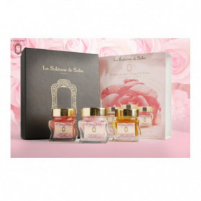 La Sultane De Saba Rose Skincare Gift Box 50ml+50ml+50ml