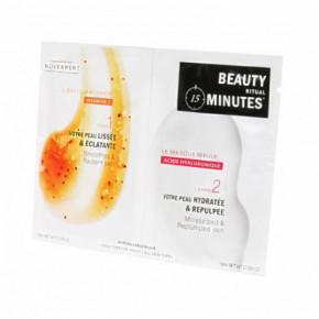 Novexpert Beauty Ritual 15 Minutes Mask Kit 5mlx5ml
