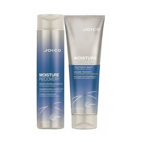 Joico Kit: Moisture Recovery shampoo and conditioner (300+250ml)