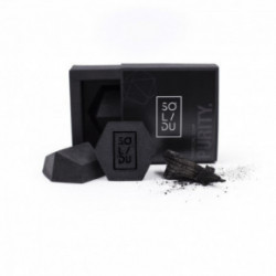 SOLIDU PURITY Charcoal And Tea Tree Body Soap