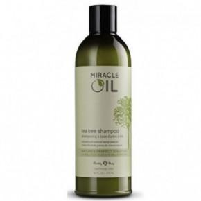 Marrakesh Miracle Oil Tea Tree Hair Shampoo 473ml