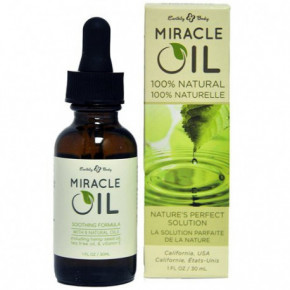 Marrakesh Earthly Body Miracle Hair Oil 30ml