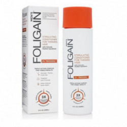 Foligain Stimulating Hair Conditioner for Thinning Hair for Men with 2% Trioxidil 236ml50ml