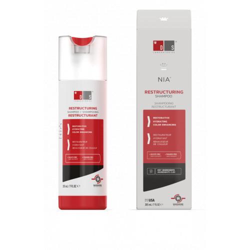 DS Laboratories NIA Reconstructing Hair Shampoo 205ml