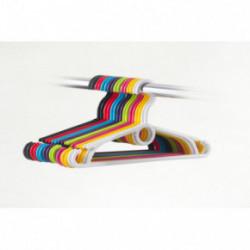 HomelyWorld WZM Colorful Plastic Hangers For Kids