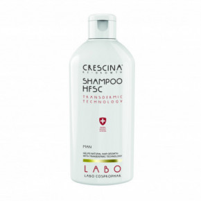 Crescina Transdermic Technology Shampoo HFSC Man 200ml