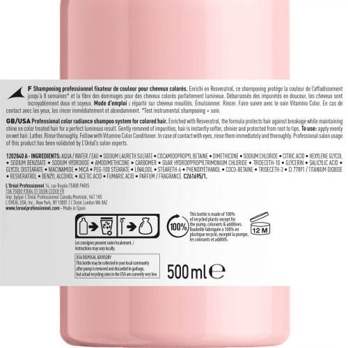 L'Oréal Professionnel Vitamino Color Radiance System Shampoo 300ml