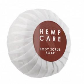Hemp Care Body Scrub Soap 100g