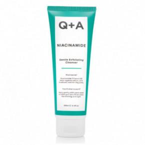 Q+A Niacinamide Gentle Exfoliating Cleanser 125ml