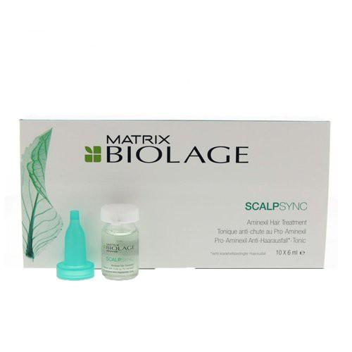 Biolage Biolage scalpsync aminexil treatment juuste väljalangemisvastane vahend 10x6ml