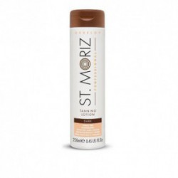 St. moriz Self tanning lotion dark isepruunistav losjoon tume